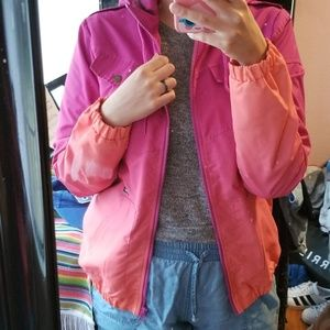 Roxy windbreaker jacket